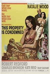 This Property Is Condemned (1966) 1080p Poster