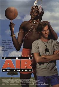 The Air Up There (1994) 1080p Poster