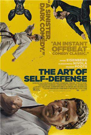 The Art of Self-Defense (2019) 1080p Poster
