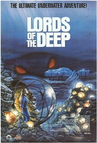 Lords of the Deep (1989) 1080p Poster