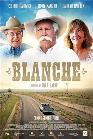 Blanche (2018) 1080p Poster