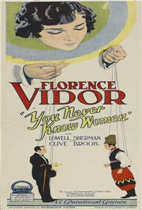 You Never Know Women (1926) poster