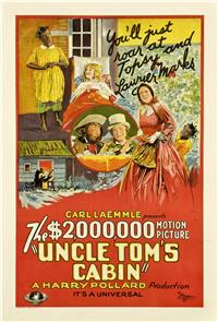 Uncle Tom's Cabin (1927) poster
