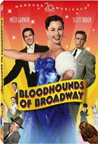Bloodhounds of Broadway (1952) 1080p poster