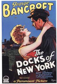 The Docks of New York (1928) Poster