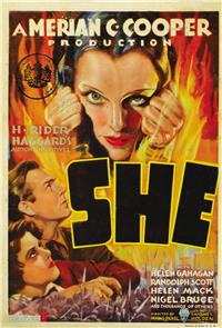 She (1935) Poster
