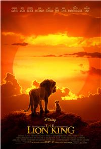 The Lion King (2019) 1080p Poster