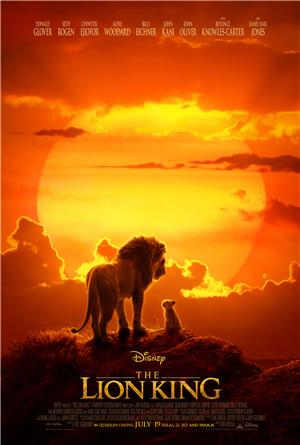The Lion King (2019) Poster