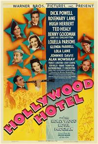 Hollywood Hotel (1937) 1080p Poster