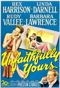 Unfaithfully Yours (1948) 1080p poster