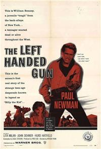 The Left Handed Gun (1958) 1080p Poster