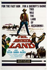 The Broken Land (1962) 1080p Poster