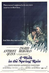 A Walk in the Spring Rain (1970) 1080p Poster