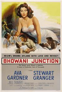 Bhowani Junction (1956) 1080p Poster
