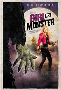 Girl vs. Monster (2012) 1080p Poster
