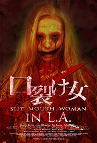 Slit Mouth Woman in LA (2014) 1080p Poster