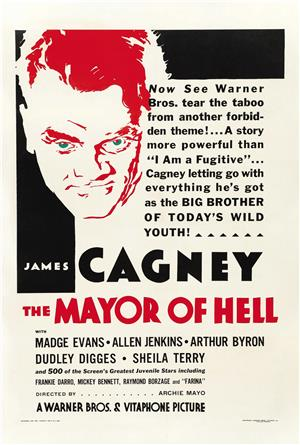 The Mayor of Hell (1933) 1080p Poster
