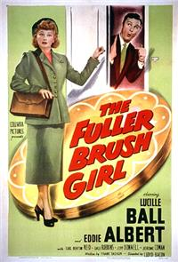 The Fuller Brush Girl (1950) 1080p Poster