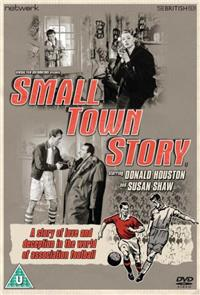 Small Town Story (1953) Poster
