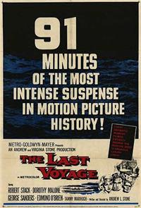 The Last Voyage (1960) 1080p Poster