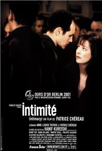 Intimacy (2001) 1080p Poster