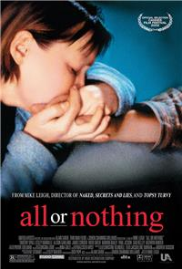 All or Nothing (2002) 1080p Poster