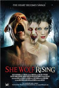 She Wolf Rising (2016) 1080p Poster