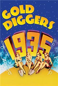 Gold Diggers of 1935 (1935) 1080p poster