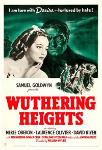Wuthering Heights (1939) 1080p Poster