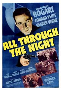 All Through the Night (1942) 1080p Poster