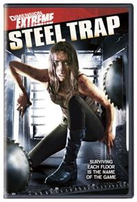 Steel Trap (2007) 1080p Poster