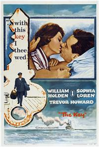 The Key (1958) 1080p poster