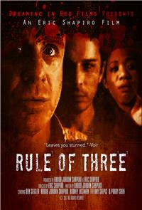 Rule of Three (2008) 1080p Poster