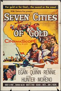 Seven Cities of Gold (1955) 1080p Poster