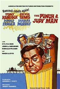 The Punch and Judy Man (1963) Poster