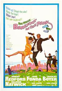 Barefoot in the Park (1967) 1080p Poster