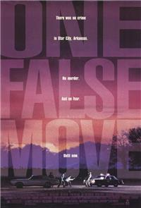 One False Move (1992) 1080p Poster
