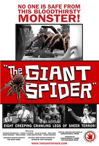 The Giant Spider (2013) 1080p Poster
