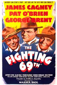 The Fighting 69th (1940) 1080p Poster