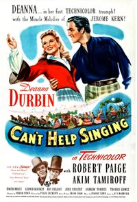 Can't Help Singing (1944) 1080p poster