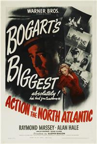 Action in the North Atlantic (1943) 1080p Poster