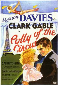 Polly of the Circus (1932) 1080p Poster