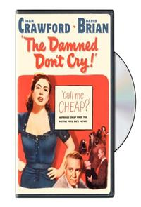 The Damned Don't Cry (1950) 1080p Poster
