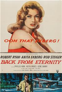 Back from Eternity (1956) 1080p Poster