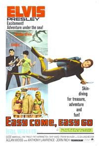 Easy Come, Easy Go (1967) 1080p Poster