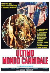 Last Cannibal World (1977) Poster