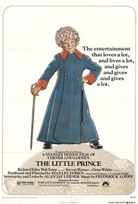 The Little Prince (1974) 1080p Poster