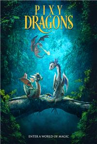 Pixy Dragons (2019) 1080p Poster