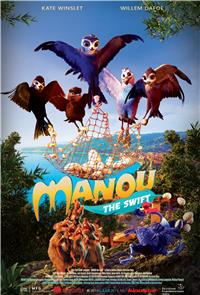 Manou the Swift (2019) 1080p Poster