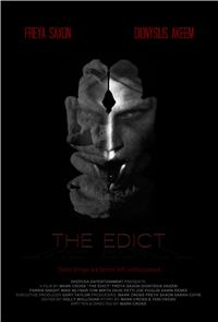 The Edict (2019) 1080p Poster